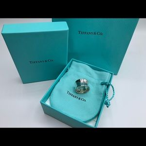 Tiffany 1837 SS ring